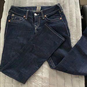 NWOT- true religion jeans - billy bootcut